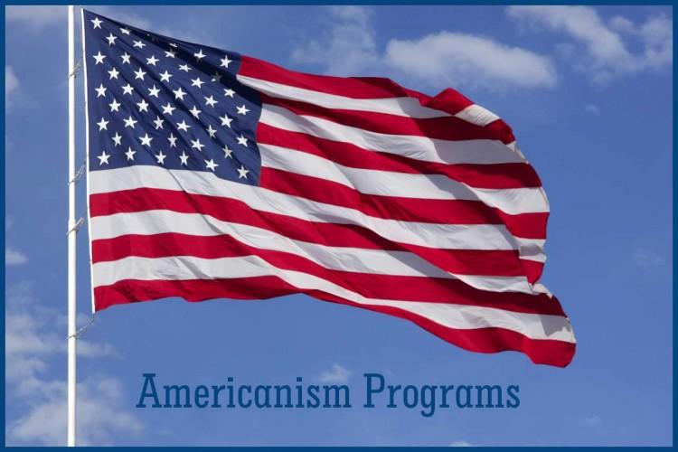 Bergen County American Legion Americanism Programs