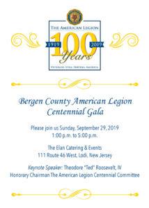 BCNJAL 100th Invite
