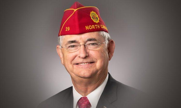 National Commander Bill Oxford
