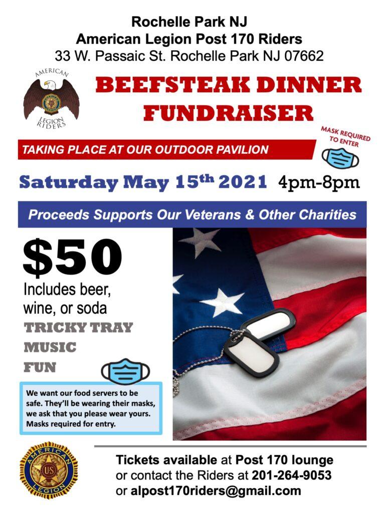 Riders Beefsteak Fundraiser