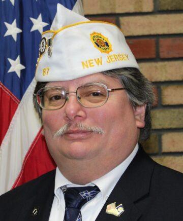 Commander Dunn NJ Legion